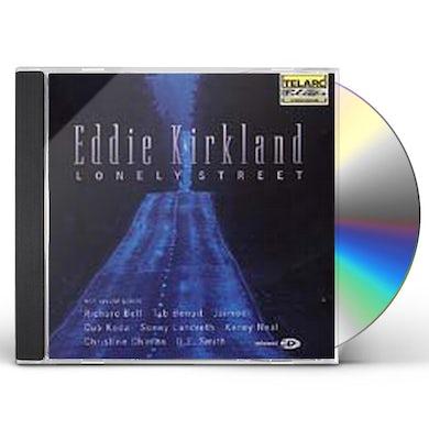Eddie Kirkland LONELY STREET CD