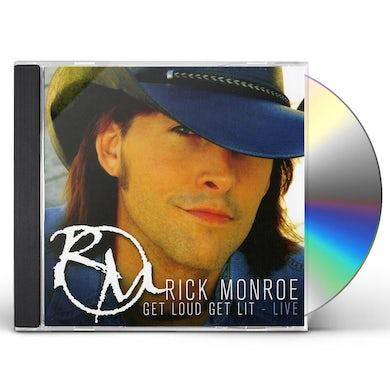 Rick Monroe LIVE CD