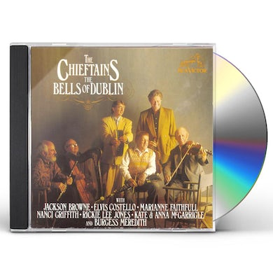 Chieftains BELLS OF DUBLIN CD