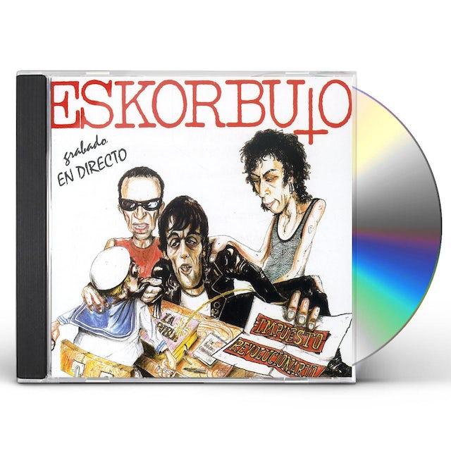 Eskorbuto IMPUESTO REVOLUCIONARIO CD
