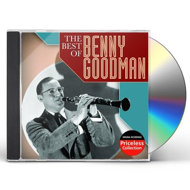 BEST OF BENNY GOODMAN CD