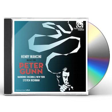 Henry Mancini MUSIC FROM PETER GUNN CD