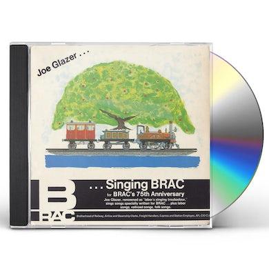 SINGING BRAC WITH JOE GLAZER CD