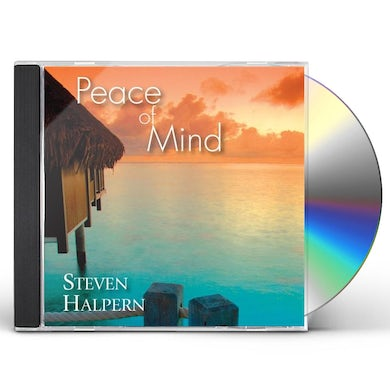 Steven Halpern PEACE OF MIND CD