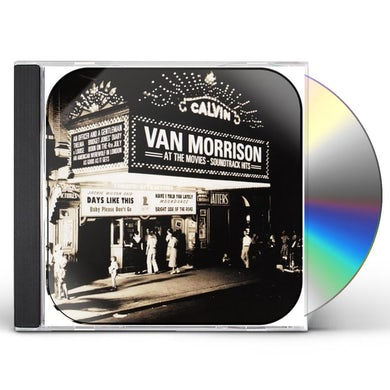 VAN MORRISON AT THE MOVIES: SOUNDTRACK HITS CD