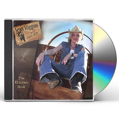 Sean Wiggins & Lone Goat KITCHEN SINK CD