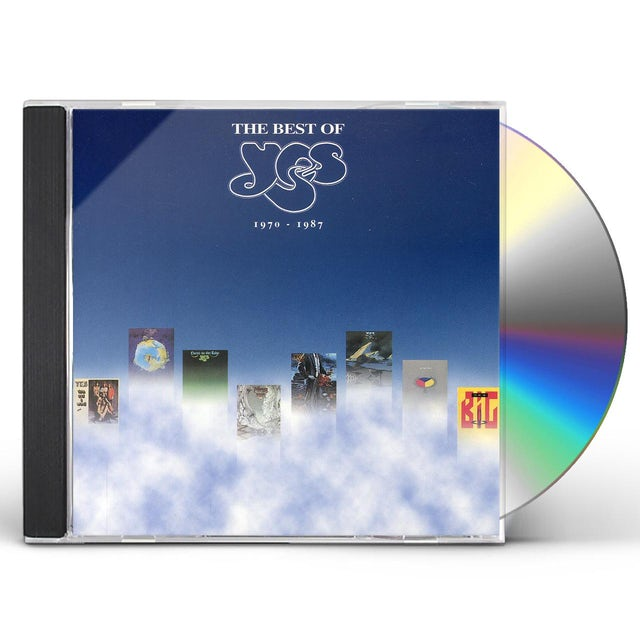 Yes BEST OF CD