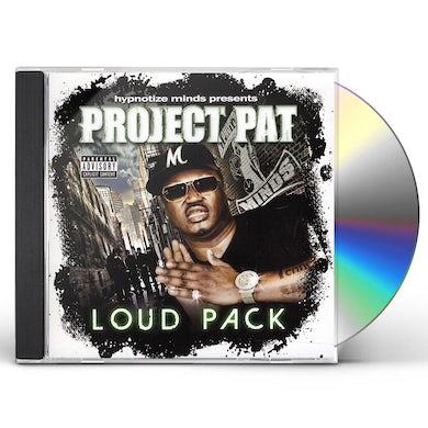 Project Pat LOUD PACK CD