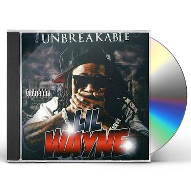 Lil Wayne UNBREAKABLE CD