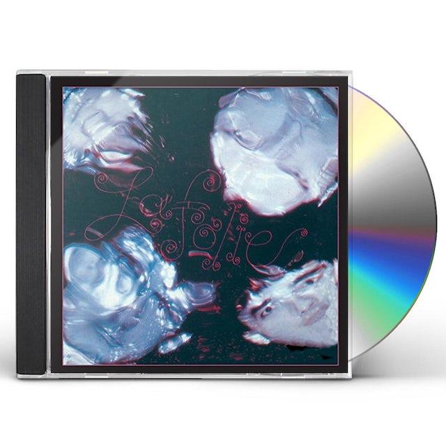 Stranglers LA FOLIE CD