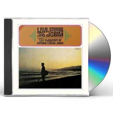 Antonio Carlos Jobim LOVE STRINGS & JOBIM CD