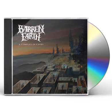 Barren Earth COMPLEX OF CAGES CD