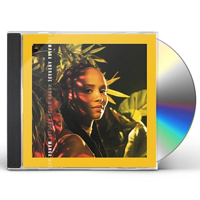 Mayra Andrade MANGA CD