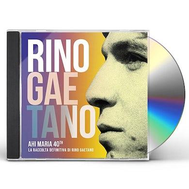 Rino Gaetano AHI MARIA 40TH CD