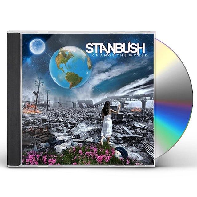 Stan Bush CHANGE THE WORLD CD