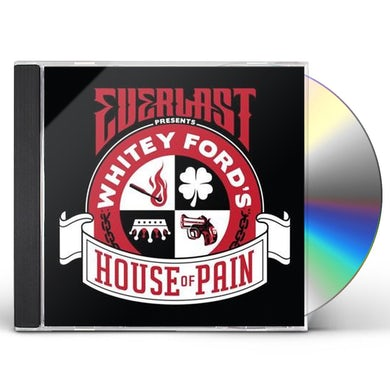 Everlast WHITEY FORD'S HOUSE OF PAIN CD