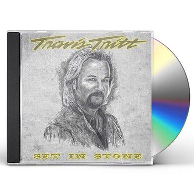 Travis Tritt Set In Stone CD