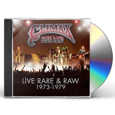 Climax Blues Band LIVE RARE & RAW: 1973-79 CD