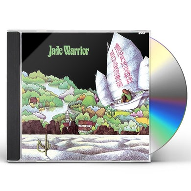 JADE WARRIOR CD