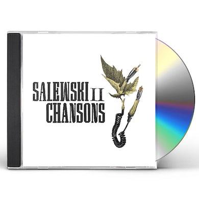 Salewski Ii CHANSONS CD