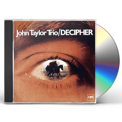 DECIPHER / VARIOUS CD