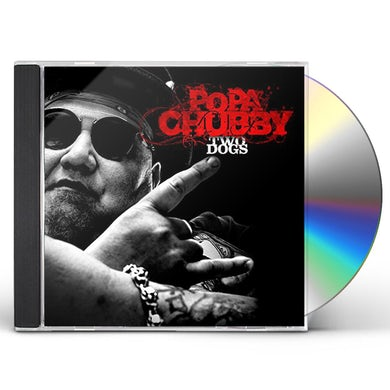 Popa Chubby TWO DOGS CD