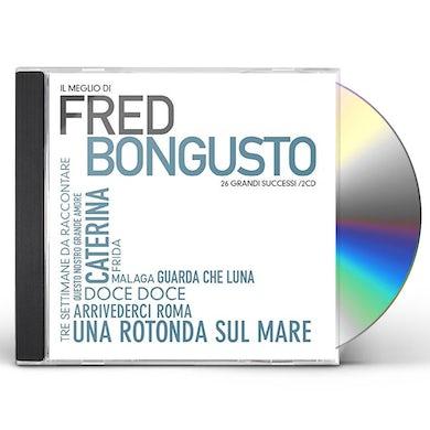 IL MEGLIO DI FRED BONGUSTO CD