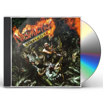 Destruction DEVOLUTION CD