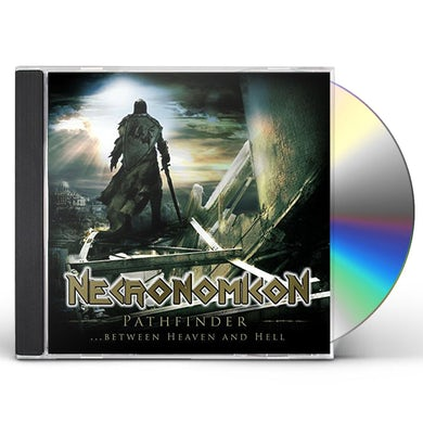 Necronomicon PATHFINDERBETWEEN HEAVEN & HELL CD