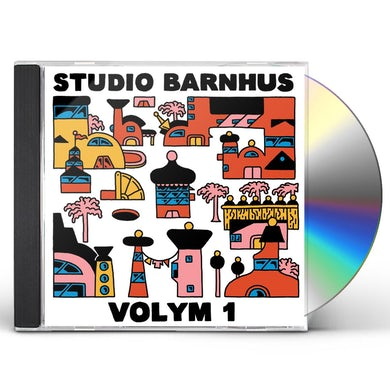 Studio Barnhus Volym 1 / Various CD