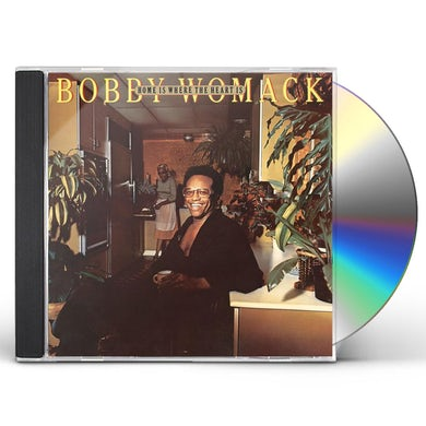 Bobby Womack HOME IS WHERE THE HEART IS CD