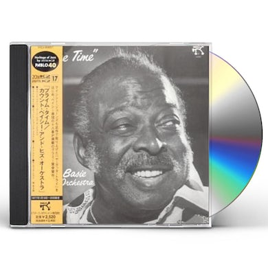 Count Basie & His Orchestra PRIME TIME CD