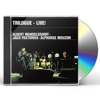 Albert Mangelsdorff TRILOGUE CD