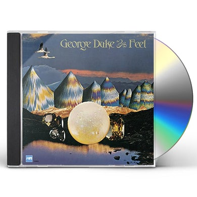 George Duke FEEL CD