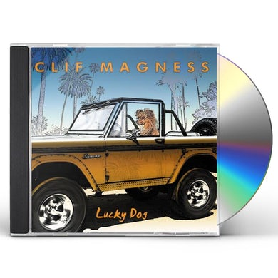 Clif Magness LUCKY DOG CD