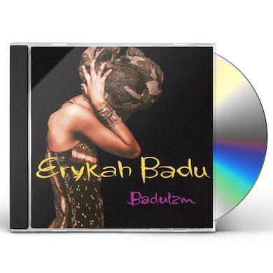 Erykah Badu BADUISM CD