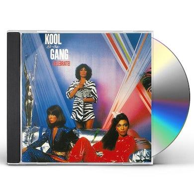 Kool & The Gang CELEBRATE CD