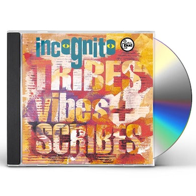 Incognito TRIBES. VIBES / SCRIBES CD
