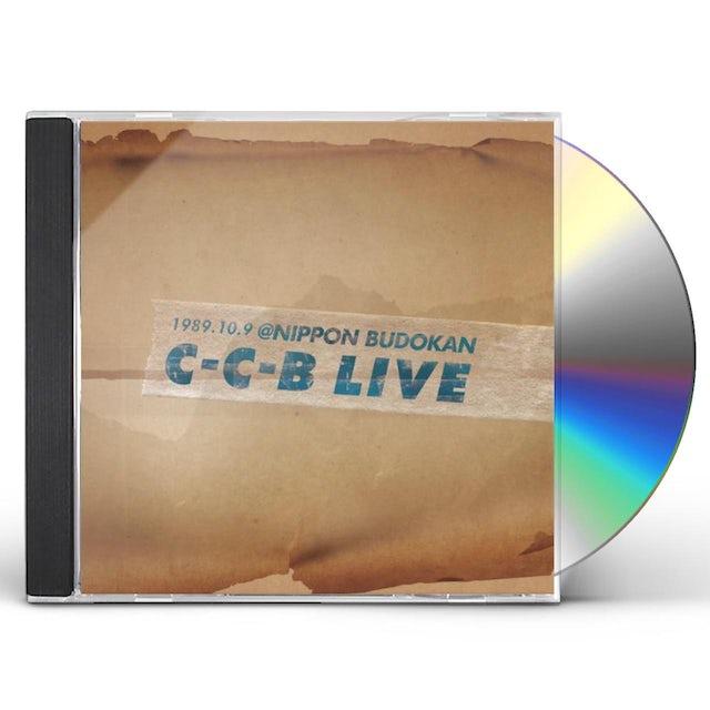 C-C-B 1989 KAISAN LIVE AT NIPPON BUDOKAN CD