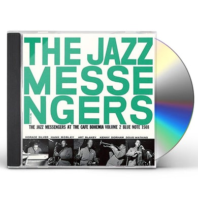 Art Blakey JAZZ MESSENGERS AT THE CAFE BOHEMIA VOL 2 CD