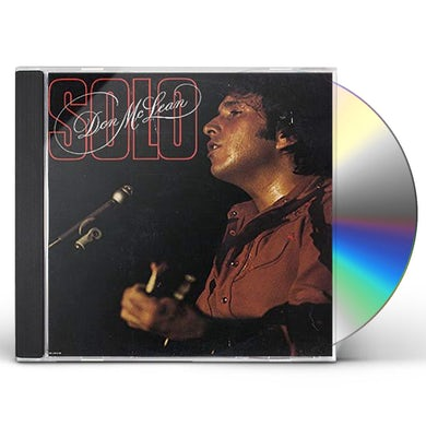 Don Mclean SOLO CD