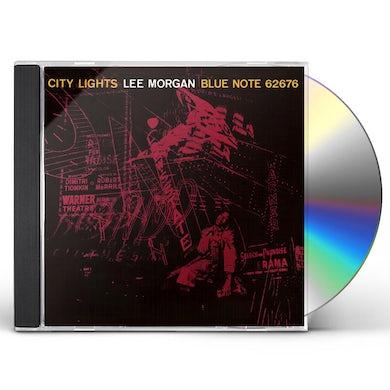 Lee Morgan CITY LIGHTS CD
