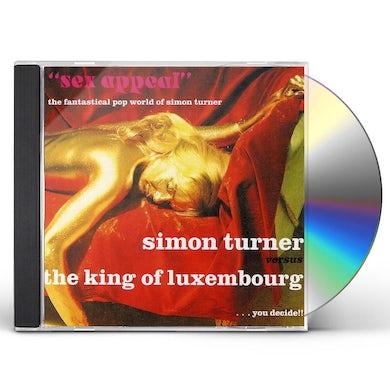 Simon Turner SEX APPEAL CD