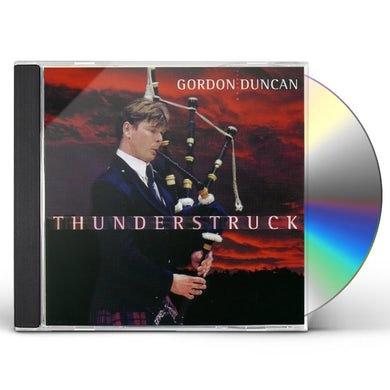 Gordon Duncan THUNDERSTRUCK CD