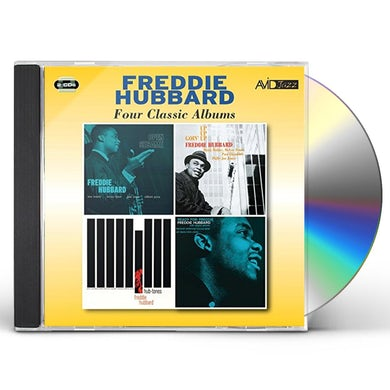 Freddie Hubbard OPEN SESAME / GOIN' UP / HUB-TONES / READY FOR CD