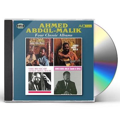 Ahmed Abdul-Malik JAZZ SAHARA / EAST MEETS WEST / MUSIC OF CD