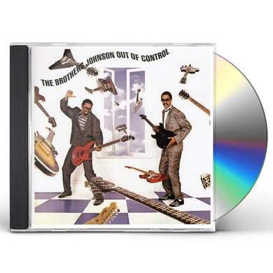 Brothers Johnson OUT OF CONTROL (REMASTERED) CD
