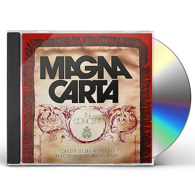 Magna Carta IN CONCERT CD