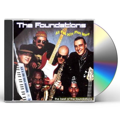 Foundations ALL THE HITS PLUS MORE CD