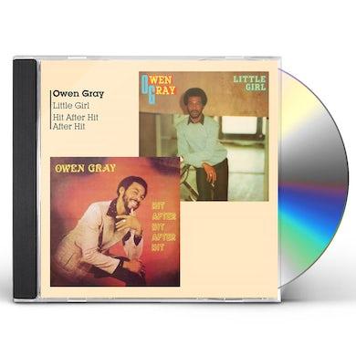 Owen Gray LITTLE GIRL + HIT AFTER HIT AFTER HIT CD